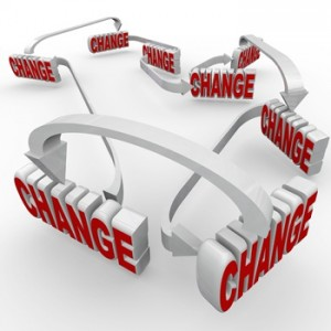 change management, technology change