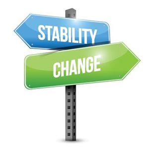 change-stability